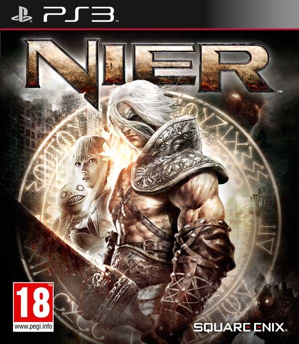 Nier, el God of War de Square Enix saldrá a la venta el 23 de abril en PlayStation 3 y Xbox 360
