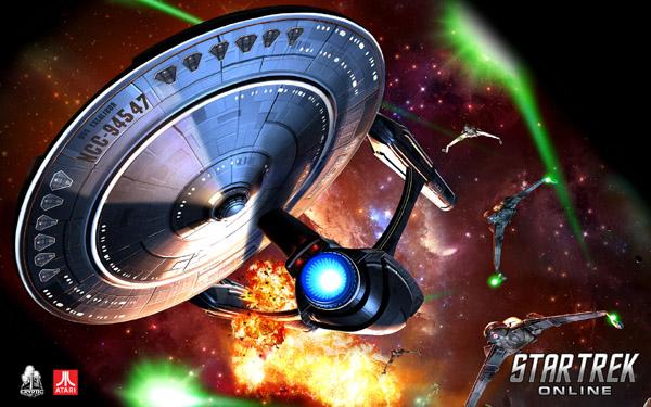 Star Trek Online, un MMORPG para los aficionados a la saga estelar