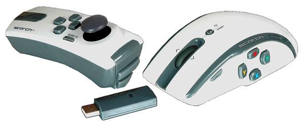 Bannco Scorch 360, nuevo ratón para la Xbox 360 de los creadores de FragnStein