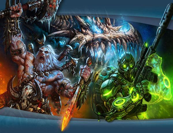 BlizzCon 2010, La próxima feria dedicada a los juegos de Blizzard tendrá lugar en octubre