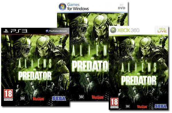 Aliens Vs Predator – A Fondo