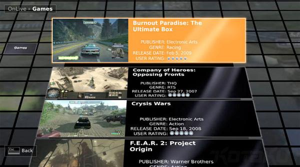 OnLive, Gaikai y Otoy, los nuevos sistemas para jugar a cualquier juego sin tener que comprarlo