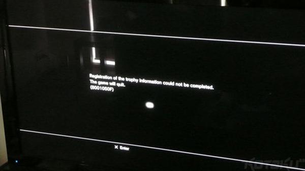 PlayStation 3, la consola sufre un error en todo el mundo con un mensaje «Error 800105OF»