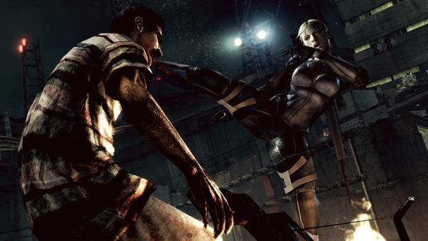Resident Evil 5 Desperate Escape, nuevo capítulo descargable para Xbox 360 y PlayStation 3