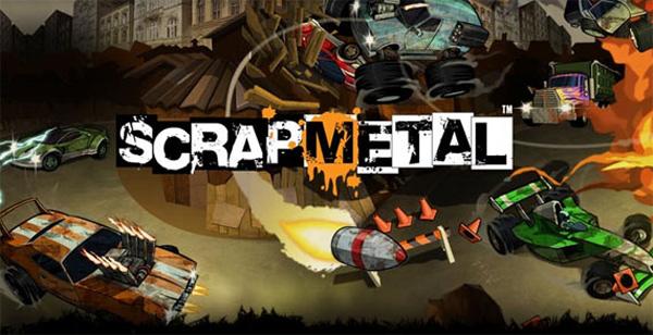 Scrap Metal, carreras frenéticas y coches armados hasta los dientes