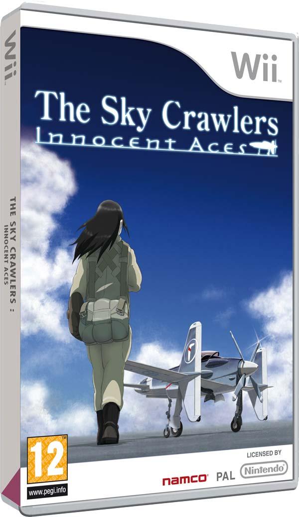 Sky Crawlers: Innocent Aces, combates aéreos en este arcade para Nintendo Wii