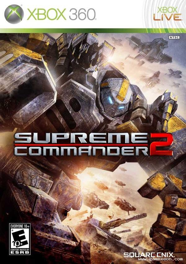 Supreme Commander 2, la secuela de guerras de robots ya está disponible en Europa