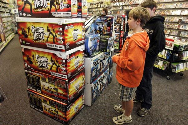 Los videojuegos venden en España más que el cine y la música juntos