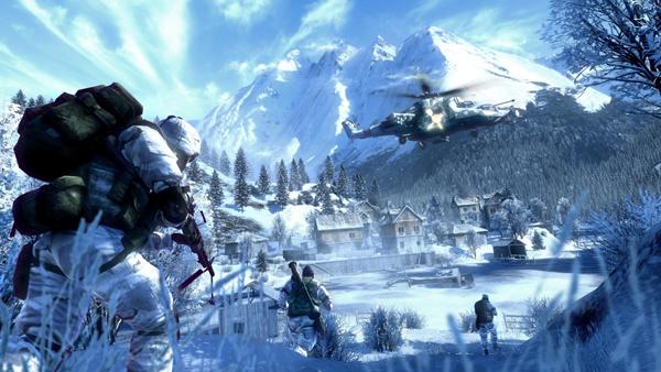Battlefield: Bad Company 2, EA soluciona los problemas online de este juego de disparos