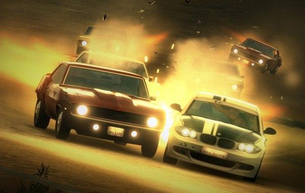 Blur, el juego y la demo multijugador ya tienen fecha de lanzamiento