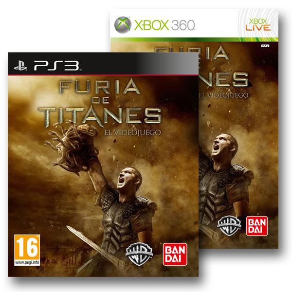 Furia de Titanes, el videojuego basado en la película saldrá a la venta el 28 de mayo