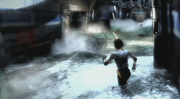 Hydrophobia, un juego de supervivencia donde el agua será el principal enemigo