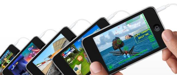 Los juegos del iPhone superan en ventas a los de PSP… pero ni se acercan a los de Nintendo