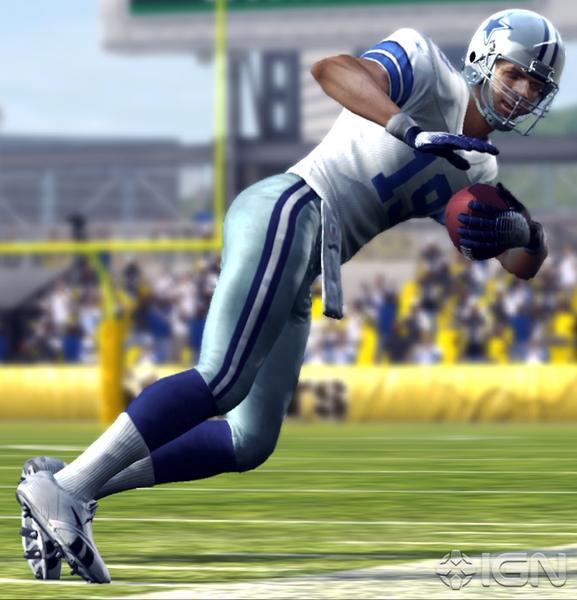Madden NFL 11, primeras imágenes y detalles del juego de fútbol americano