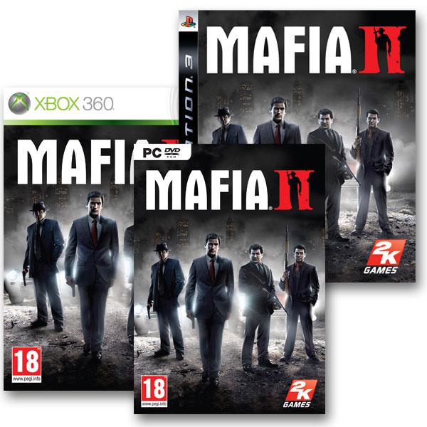 Mafia II, este juego de rol y crimen saldrá a la venta el 27 de agosto