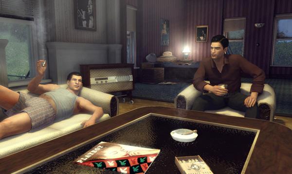 Mafia 2, la desarrolladora acuerda con la revista Playboy el uso de sus imágenes para el juego