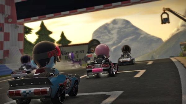 ModNation Racers tendrá modo multijugador en pantalla dividida