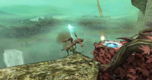 Prince of Persia: Las Arenas Olvidadas, nuevas imágenes de la edición de Nintendo Wii