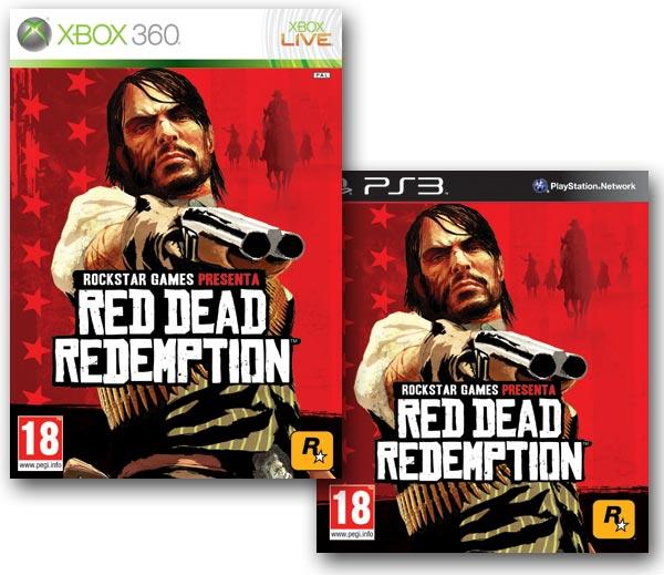 Red Dead Redemption, el juego de rol y acción en el Oeste ya tiene carátula oficial