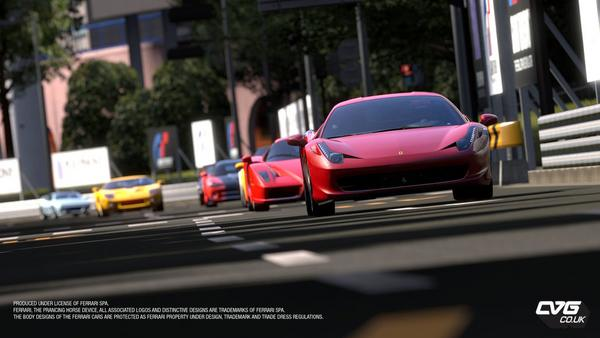 Gran Turismo 5, nuevas imágenes en alta resolución