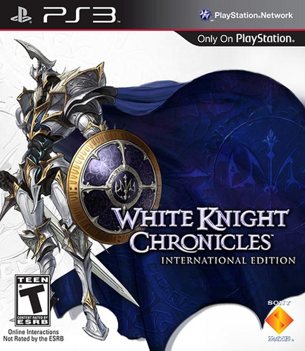 White Knight Chronicles, rol y acción oriental disponible en exclusiva para PlayStation 3