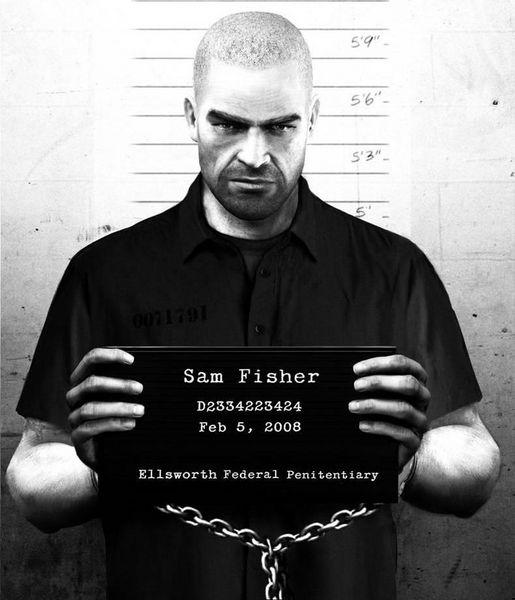 Splinter Cell, Sam Fisher causa el pánico y es detenido en Nueva Zelanda