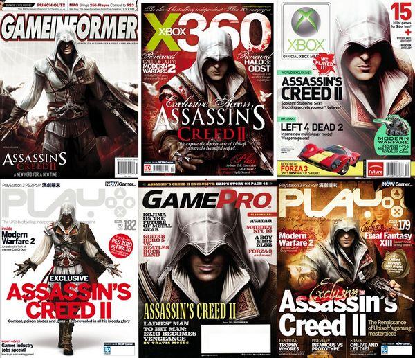 Assassins`s Creed II, Record Guinness para este juego de acción
