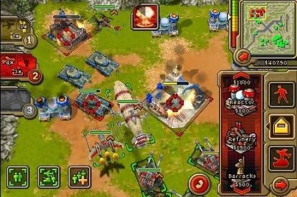 Command & Conquer Red Alert, el clásico de estrategia se reconvierte para el iPad