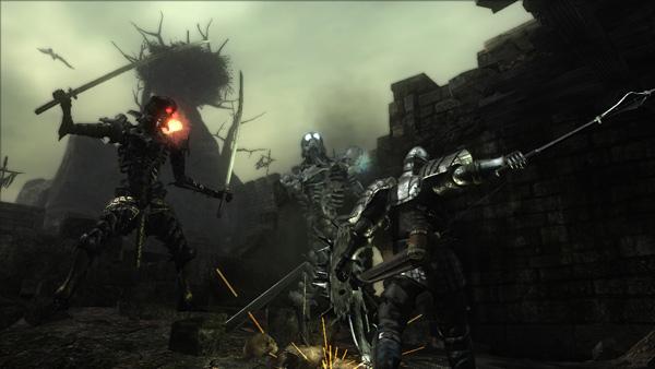 Demon's Souls, el nuevo juego de rol de Namco Bandai, confirma su salida en Europa