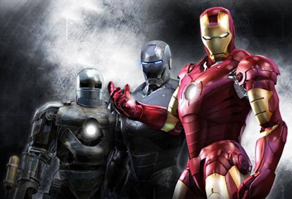 Iron Man 2, el juego de la película que se estrena hoy, con un tráiler listo para descargar gratis