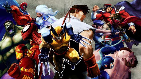 Marvel vs Capcom 3, nuevos personajes para la última entrega del juego de lucha