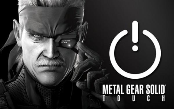 Metal Gear Solid Touch, el juego de acción se pasa al iPad, el tablet de moda