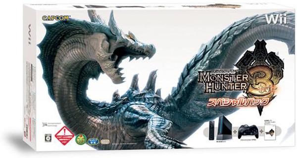 Monster Hunter Tri, Wii será la consola exclusiva para este gran lanzamiento de acción