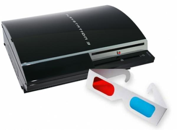 Sony anuncia los primeros títulos de juegos en 3D para PlayStation 3