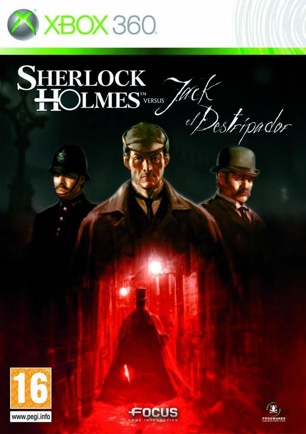 Sherlock Holmes Versus Jack el Destripador, a la venta para Xbox 360 y PC el 13 de abril