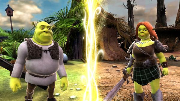 Shrek Felices Para Siempre, nuevo juego de aventuras dedicado al ogro verde más famoso