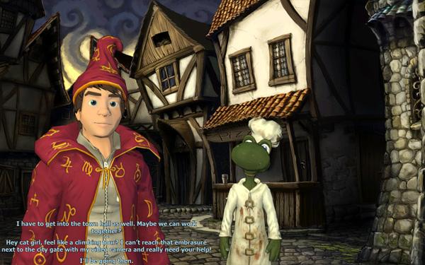 Simon the Sorcerer: Who'd Even Want Contact?!, el clásico de aventura gráfica vuelve a PC