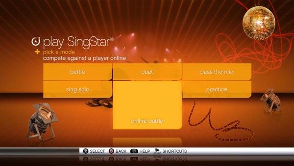SingStar, reta a tus amigos de cualquier parte del mundo con el Modo Batalla online