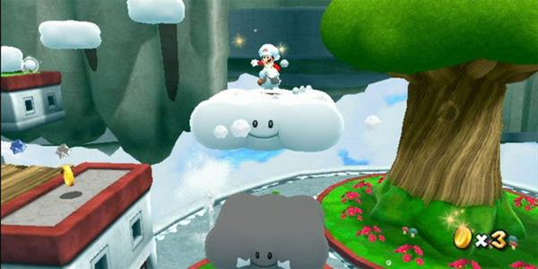 Super Mario Galaxy 2, descubre los nuevos poderes para desbloquear durante el juego