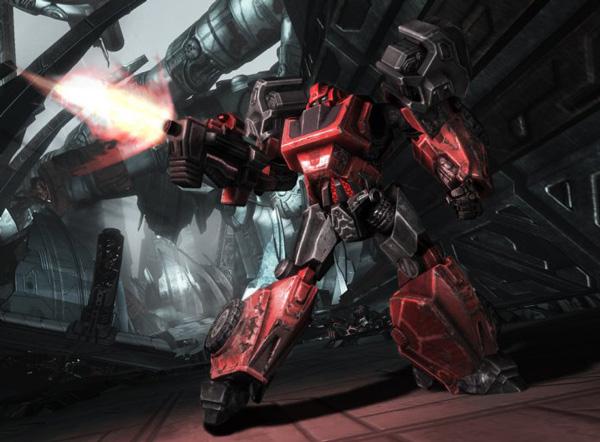 Transformers: Guerra por Cybertron, últimas imágenes de este juego de acción y robots