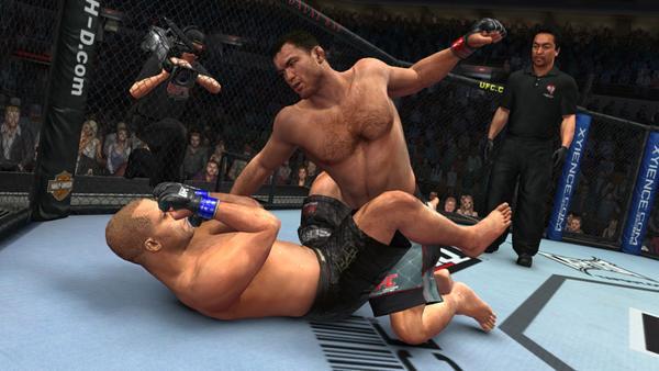 UFC-Screen