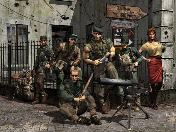 Commandos 4, Pyro Studios podría estar preparando la nueva entrega de este juego