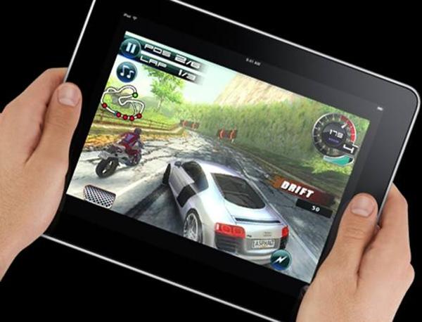 Apple iPad, Gameloft muestra sus primeros juegos para el tablet en alta definición