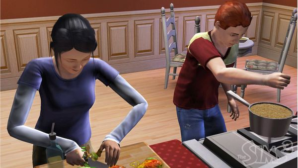 Los Sims 3, EA anuncia una adaptación para consolas de este juego de simulación social