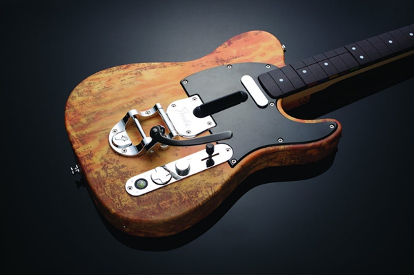 Mad Catz firma con Harmonix y se encargará de fabricar los periféricos oficiales de Rock Band