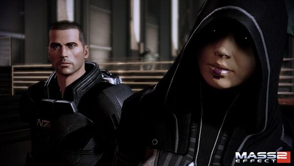 Mass Effect 2, La memoria robada de Kasumi es la nueva misión descargable para Xbox 360