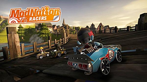 ModNation Racers, confirmado su lanzamiento para el 20 de mayo en España