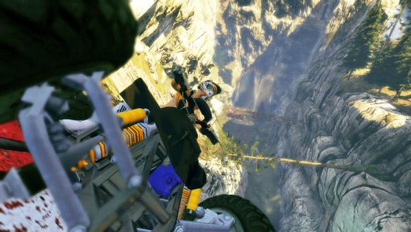Nail'd, PS3, Xbox 360 y PC tendrán un nuevo arcade de carreras al estilo Motorstorm