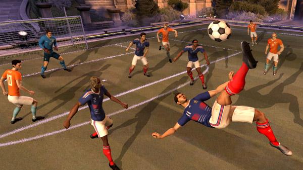 Pure Football PS3 Xbox 360 y Wii, nuevo vídeo de este arcade de fútbol de Ubisoft