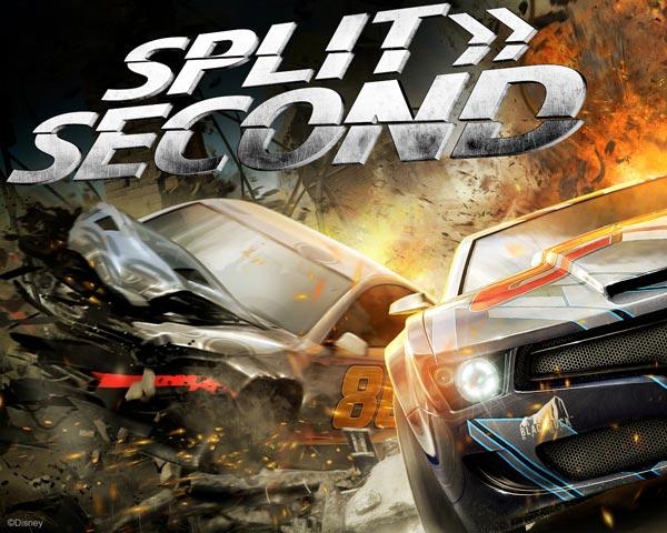 Split/Second, el juego de carreras extremas de Disney estrena nuevo tráiler